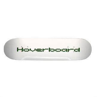 Hoverboard Shape De Skate 21,6cm