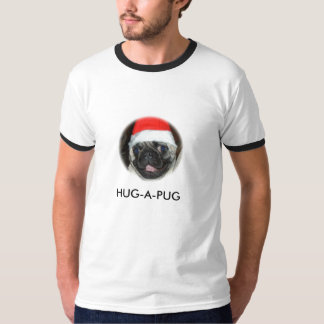 HUG-A-PUG CAMISETA