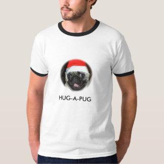 HUG-A-PUG CAMISETAS