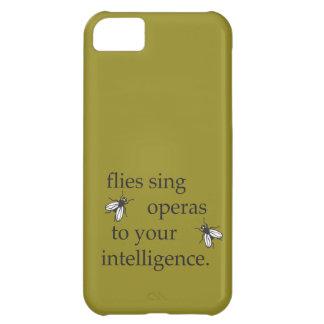 Humor de insulto engraçado capa para iPhone 5C