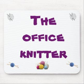 Humor do escritório mouse pad