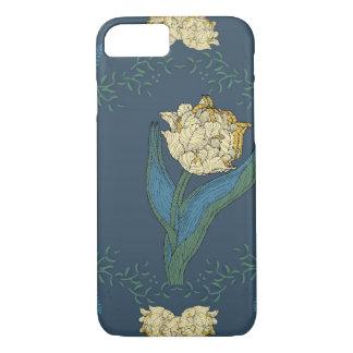 Humor floral capa iPhone 7