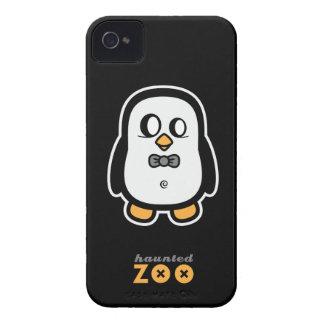 Humphrey o pinguim pelo jardim zoológico iPhone 4 capa