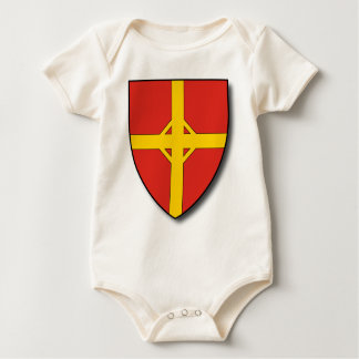 Hungria #6 body para bebê
