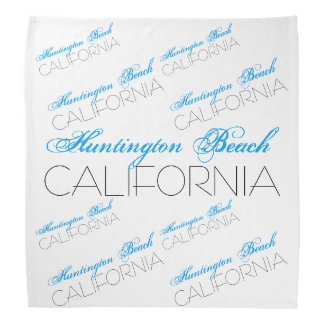 Huntington Beach CALIFÓRNIA Bandana