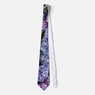 Hydrangeas para ele o gardner dressy gravata