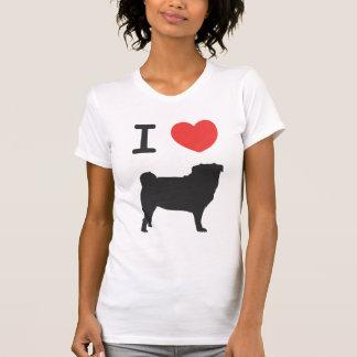 I bobina Pugs T-shirts