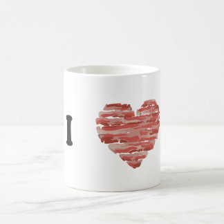I LOVE BACON CANECA DE CAFÉ