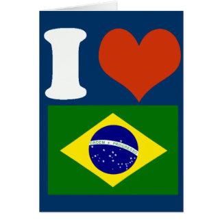 I love Brasil Cartões