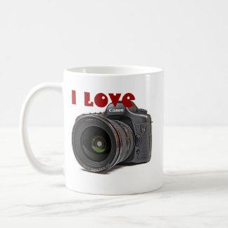 I love caneca de café