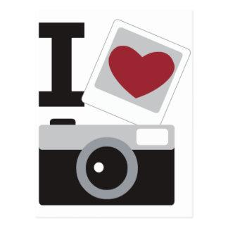 I Love Photo Cartoes Postais