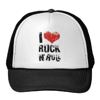 I love Rock in Roll Boné