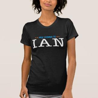 Ian W conhecido Tshirt