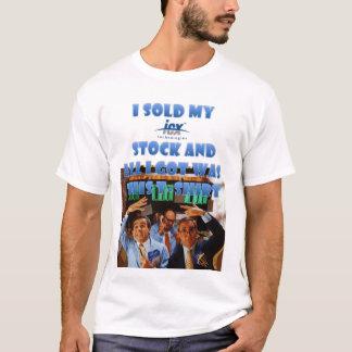 ICx t-shirt conservado em estoque
