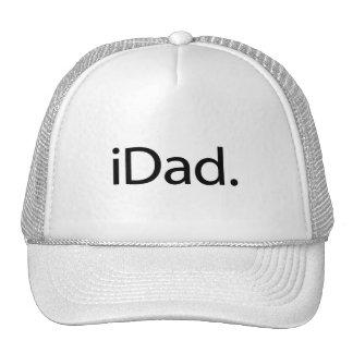 iDad. Logotipo (pai de i) Boné