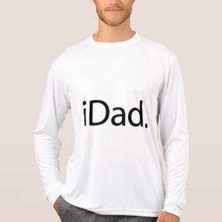 iDad. Logotipo (pai de i) T-shirt