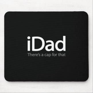 iDad (pai) Mousepad de i - presente do dia dos pai