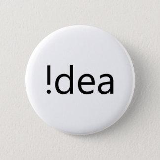 Ideia Bóton Redondo 5.08cm