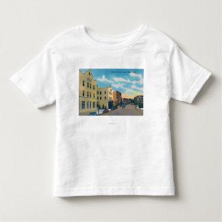 Ideia do d'Alene de Sherman AvenueCoeur, Camisetas