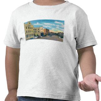 Ideia do d'Alene de Sherman AvenueCoeur, identific Camiseta
