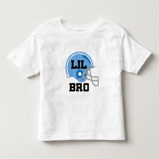 Ideia do presente do capacete de futebol de Lil Camisetas