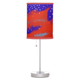 ideia patriótica da decoração da bandeira de Améri
