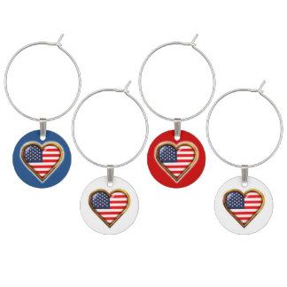 Identificador De Taças Coração americano