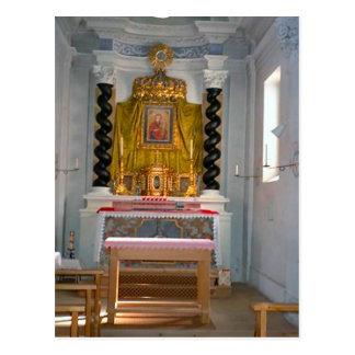 Igreja Católica, capela do sacramento reservado Cartao Postal