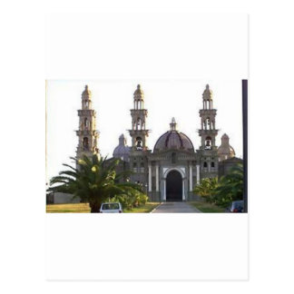 Igreja Católica de Palmarian Cartão Postal