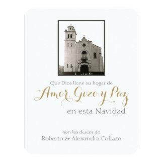 Igreja Católica espanhola, Natal de Puerto Rico Convites Personalizado