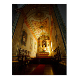 Igreja Católica portuguesa Cartão Postal