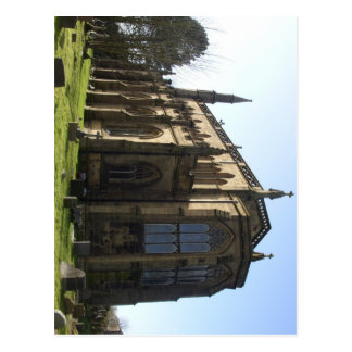 Igreja católica romana em Inglaterra Cartão Postal