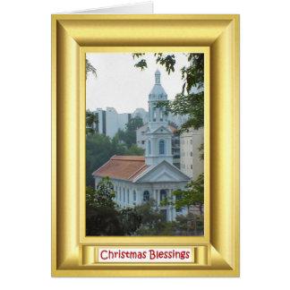 Igreja católica romana, Singapore Cartão Comemorativo