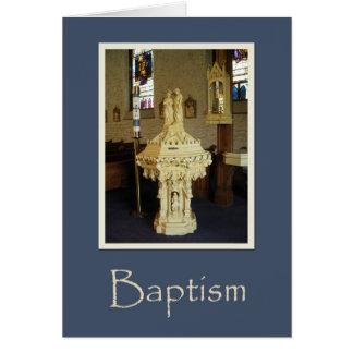 Igreja Católica santamente dos anjos - cartão do b