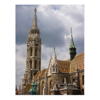 Igreja de Matthias Budapest Cartões Postais