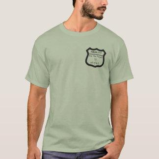 Igualdade do casamento t-shirts