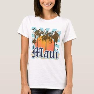 Ilha da lembrança de Maui Havaí Camiseta