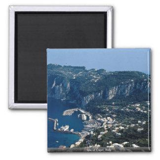 Ilha de Capri, Italia Imas De Geladeira