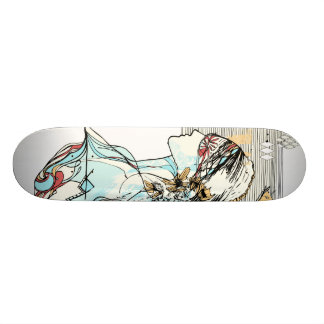 Ilha Shape De Skate 18,1cm