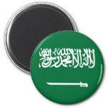 Ímã da bandeira de Arábia Saudita Imã De Geladeira