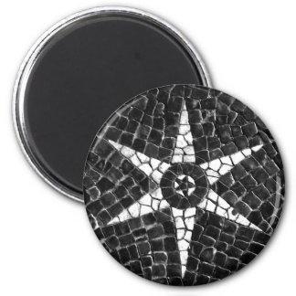 Ímã da estrela de Arvel Lisboa Ímã Redondo 5.08cm