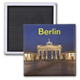 Ímã de Berlim Ímã Quadrado