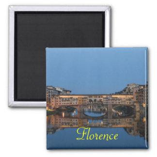 ímã de Florença Ímã Quadrado