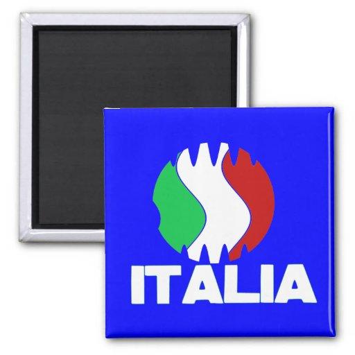 Imã de geladeira 2010 do WC de Italia Italia