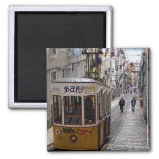 Ímã de Lisboa Ímã Quadrado