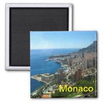 Ímã de Monaco Ímã Quadrado