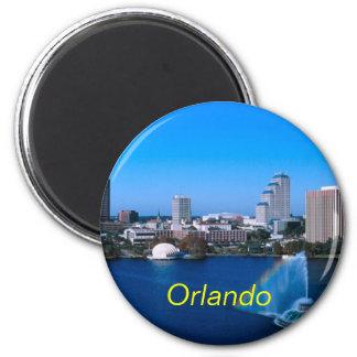 Ímã de Orlando Ímã Redondo 5.08cm