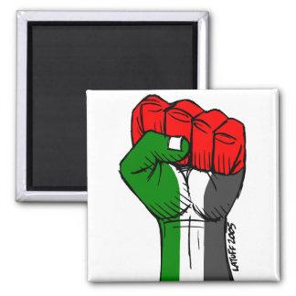 Ímã de Palestina Ímã Quadrado