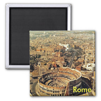 Ímã do coloseum de Roma Ímã Quadrado