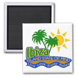 Ímã do estado de ânimo de Ibiza Imãs De Refrigerador